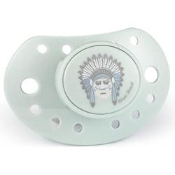 Pacifier Indian Chief One Size