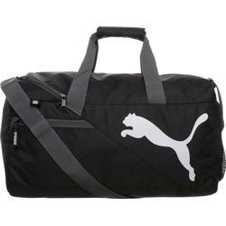 PUMA Damen Fundamentals Shopper II Tasche, Puma Black/Puma White/Speckle, 40 x 44 x 1.5 cm