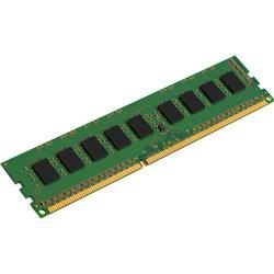 8 GB DDR3-1600 Kingston ValueRAM - DDR3L - ECC