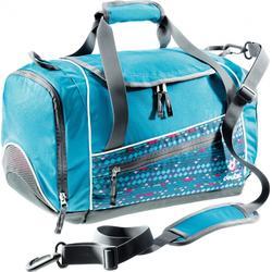 Deuter Ypsilon Hopper - Kinder Sporttasche - blueline grey/check blue