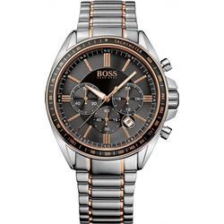 Hugo Boss 1513094 Chronograph Black/Rose gold colored steel