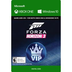 Forza Horizon 3 VIP - XBOX One & Windows 10
