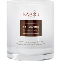 Balancing Cashmere Wood Soothing Massage Candle, 190 gram