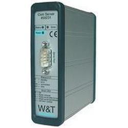 W&T Highspeed Kompakt COM-Server im Metallgehäuse, 1 Port