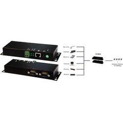 EXSYS Ethernet 2 Port Data Gateway, mit Metallgehäuse