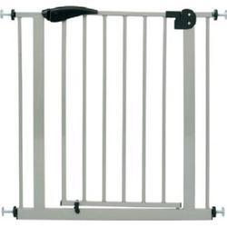 Olmitos Security Door + Extension Grey