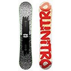 Nitro Damen Firekracker'17 Snowboard, Board, 142