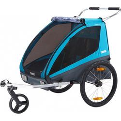 Thule Coaster Xt Bike Trailer+ OneSize, One Color