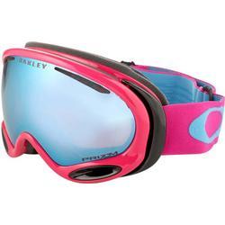 Oakley A/Frame 2.0 Skibrille, Rose Sapphire/Prizm Sapphire Iridium, One Size