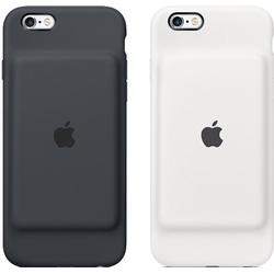 RP // Apple iPhone 6s Smart Battery Case Weiss