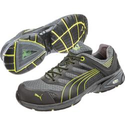 Puma Safety Sicherheitsschuhe S1P Motion Protect Fuse Green Low BGR191, Große 42, 64.252.0