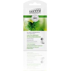 LAVERA hautklärende Reinigungsmaske Minze 10 ml
