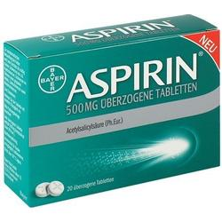 Aspirin 500 mg Tabletten 20 St