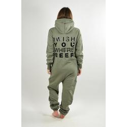 Comfy Armygreen, I wish U