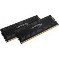 Hyper X HX321C11PB3K2/8 Predator Speicher (8GB Kit (2x4GB), 2133MHz, DDR3, CL11, DIMM XMP 240/pin) schwarz