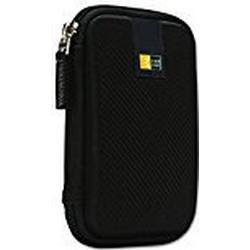 Case Logic EHDC101K EVA/Nylon Festplatten Tasche schwarz (89 x 30 x 135 mm))