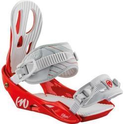 Nitro Snowboards Damen Bindung Rythm BDG 16, White, S, 1161836330