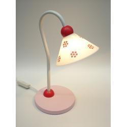 Niermann  Kinder Schreibtischlampe Prinzessin Uni Rosa