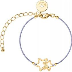 bellybutton Charity Armband STAR - gold