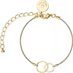 bellybutton Charity Armband RING - gold