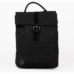 Mi/Pac  Canvas,  Unisex/Erwachsene Daypack schwarz schwarz Einheitsgröße