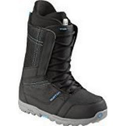 Burton Herren Boots Invader, Black/Cyan, 8.0, 10651101040