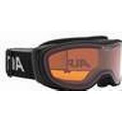 ALPINA Erwachsene Skibrille Bonfire 2.0 QH, Black Matt, One Size, 7232031