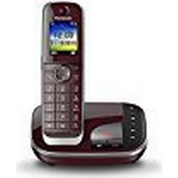 Panasonic KX/TGJ320GR Schnurlostelefon mit Anrufbeantworter (DECT)