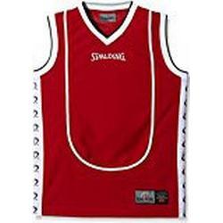 Spalding Herren Bekleidung Teamsport Play Off Tanktop, Rot, XS, 300200003