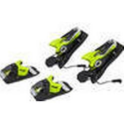 Rossignol Axial3 120 Dual WTR Ski Bindings Schwarz/Gelb