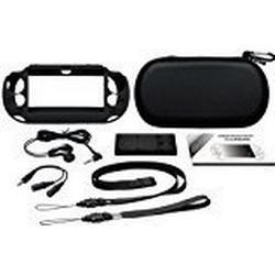 PS Vita Slim / Zubehör/Set Essential