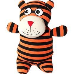 WARMIES POP Tiger orange/schwarz 1 St