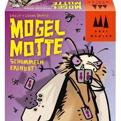 Schmidt Spiele/Drei Magier 40862 / Mogel Motte