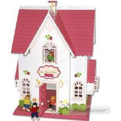 Holz Puppenhaus Die Alte Schule, Diverse