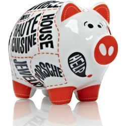 RITZENHOFF Mini Piggy Bank Sparschwein Gockel 2013