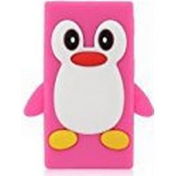Jellybean iPod Nano Rosa 7/Pinguin 3D