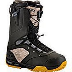 Nitro Snowboards Herren Venture Tls Fox'17 Snowboardschuh, Black, 30.5