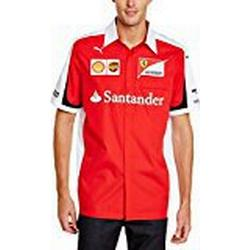 Puma SF Scuderia Ferrari Formel 1 Team Hemd, Rot, M