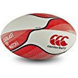 CANTERBURY catalast XV Match Ball rot Flag Red/White Größe 5