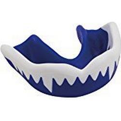 Gilbert Viper Mundschutz, Unisex, blau / weiß