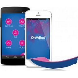 OhMiBod blueMotion: Bluetooth-Vibrostring