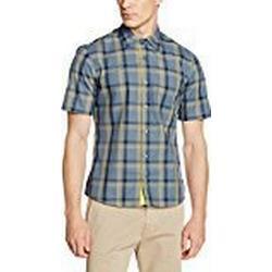 Mammut Herren Pacific Crest Hemd, Chill/Limeade, L