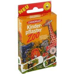 KINDERPFLASTER Zoo 2 Größen 10 St
