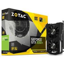 GeForce GTX 1050 Ti OC, Grafikkarte + NVIDIA ROCKET LEAGUE DC (einlösbar bis 30.08.2017)-Spiel