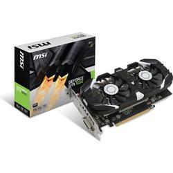 MSI GeForce® GTX 1050 2GT OC (NVIDIA, Grafikkarte)