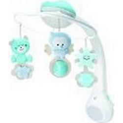 B Kids 3 in 1 Musikmobile mit Traumlampe blau 980-004896-11