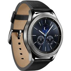 SAMSUNG Gear S3 Smartwatch classic Silver 40-29-2961