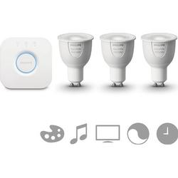 Philips Hue Color GU10 Lamper Starter Kit