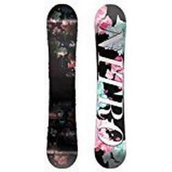 Nitro Damen Fate Camber Snowboard, Multicolour, 150
