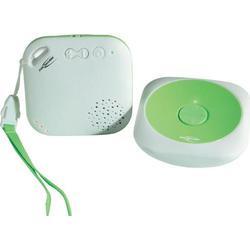ANSMANN DECT Babyphone ´Sydney´, Farbe: weiß / grün